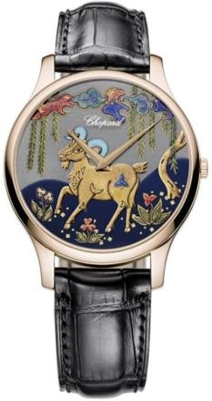 Chopard LUC XP Urushi in der Version 161902-5060