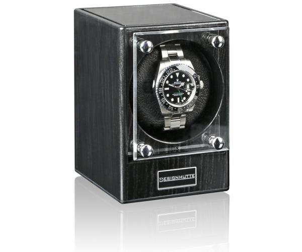 Designhuette Uhrenbeweger Piccolo Dark Ebony