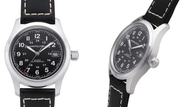 Hamilton Khaki Field Auto in der Version H70455733