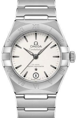 Omega Constellation Manhattan Co-Axial Master Chronometer 29 mm in der Version 131-10-29-20-02-001