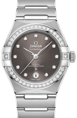 Omega Constellation Manhattan Co-Axial Master Chronometer 29 mm in der Version 131-15-29-20-56-001