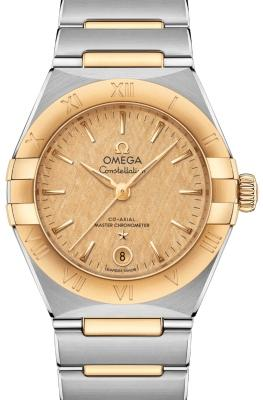 Omega Constellation Manhattan Co-Axial Master Chronometer 29 mm in der Version 131-20-29-20-08-001