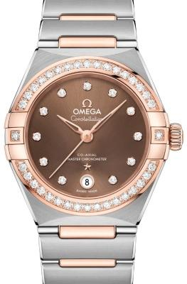 Omega Constellation Manhattan Co-Axial Master Chronometer 29 mm in der Version 131-25-29-20-63-001
