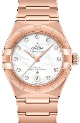 Omega Constellation Manhattan Co-Axial Master Chronometer 29 mm in der Version 131-50-29-20-55-001