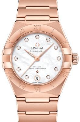 Omega Constellation Manhattan Co-Axial Master Chronometer 29 mm in der Version 131-50-29-20-55-001