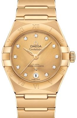 Omega Constellation Manhattan Co-Axial Master Chronometer 29 mm in der Version 131-50-29-20-58-001