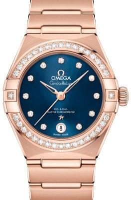 Omega Constellation Manhattan Co-Axial Master Chronometer 29 mm in der Version 131-55-29-20-53-001