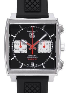 Tag Heuer Monaco Automatik Chronograph CAW2114-FT6021