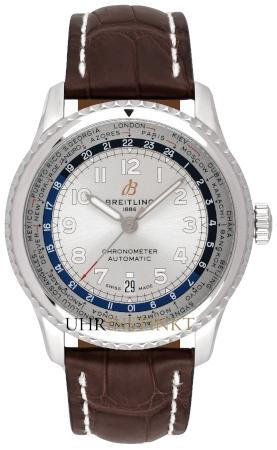 Breitling Navitimer 8 B35 Automatic Unitime 43 in der Version AB3521U01G1P3