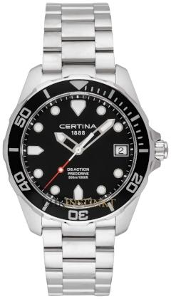Certina Quarz DS Action Precidrive
