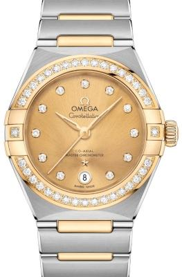 Omega Constellation Manhattan Co-Axial Master Chronometer 29 mm in der Version 131-25-29-20-58-001