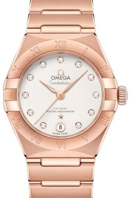 Omega Constellation Manhattan Co-Axial Master Chronometer 29 mm in der Version 131-50-29-20-52-001