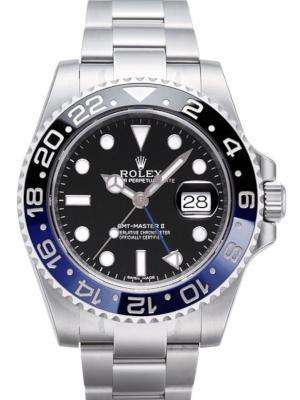Rolex GMT-Master II in der Version 116710BLNR
