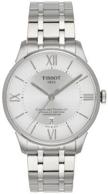 Tissot T-Classic Chemin des Tourelles Powermatic 80 COSC in der Version T099-408-11-038-00