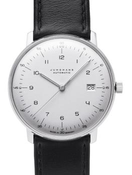 Junghans Max Bill Automatic in der Version 027-4700-00