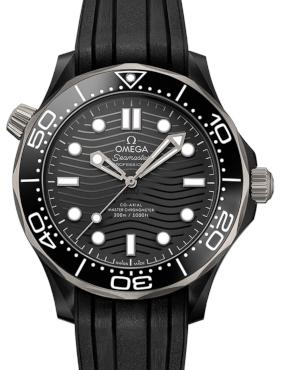 Omega Seamaster Diver 300 M Co-Axial Master Chronometer 43,5mm in der Version 210-92-44-20-01-001