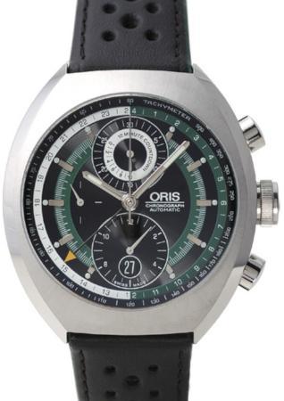 Oris Chronoris Grand Prix 70 Limited Edition in der Version 01 677 7619 4154-Set