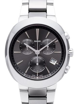 Rado D-Star Quarz Chronograph 42mm in der Version R15937102 aus Ceramos