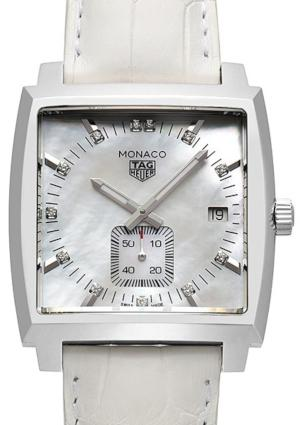 TAG Heuer Monaco Quarz 37mm in der Version WAW131B-FC6247