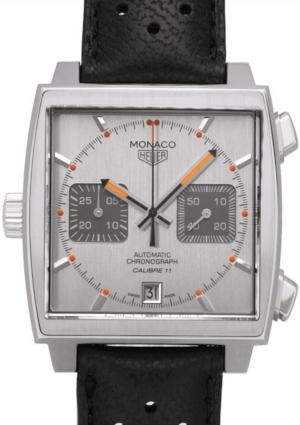 Tag Heuer Monaco Calibre 11 Automatik Chronograph Limited Edition in der Version CAW211C-FC6241