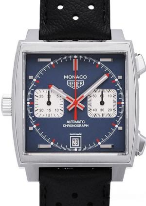 Tag Heuer Monaco Calibre 11 Automatik Chronograph in der Version CAW211P-FC6356