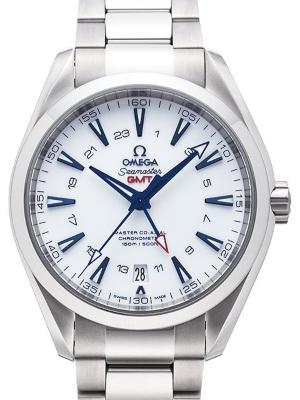 Omega Seamaster Aqua Terra 150 M GMT Good Planet in der Version 231-90-43-22-04-001