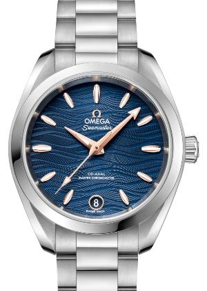 Omega Seamaster Aqua Terra 150M Co-Axial Master Chronometer 34mm in der Version 220-10-34-20-03-001