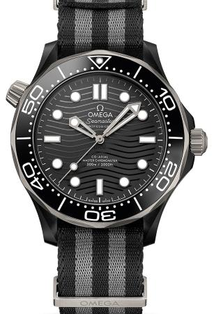 Omega Seamaster Diver 300 M Co-Axial Master Chronometer 43,5mm in der Version 210-92-44-20-01-002