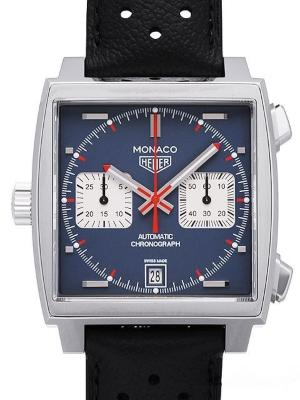 Tag Heuer Monaco Calibre 11 Automatik Chronograph in der Version CAW211P-FC6356
