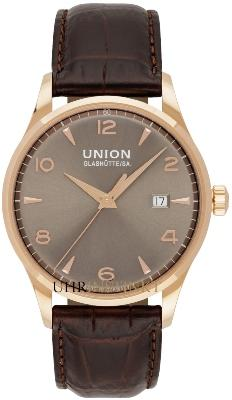 Union Glashuette Noramis 40mm Limited Edition in der Version D900-407-76-087-09
