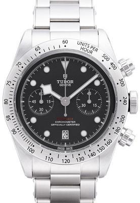 Tudor Black Bay Chrono in der Version M79350-0004