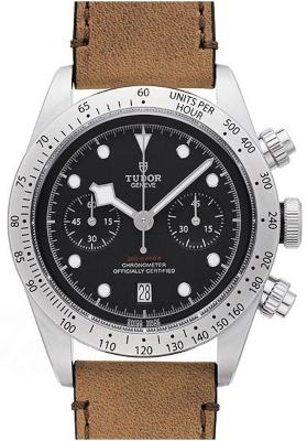 Tudor Black Bay Chrono in der Version M79350-0005