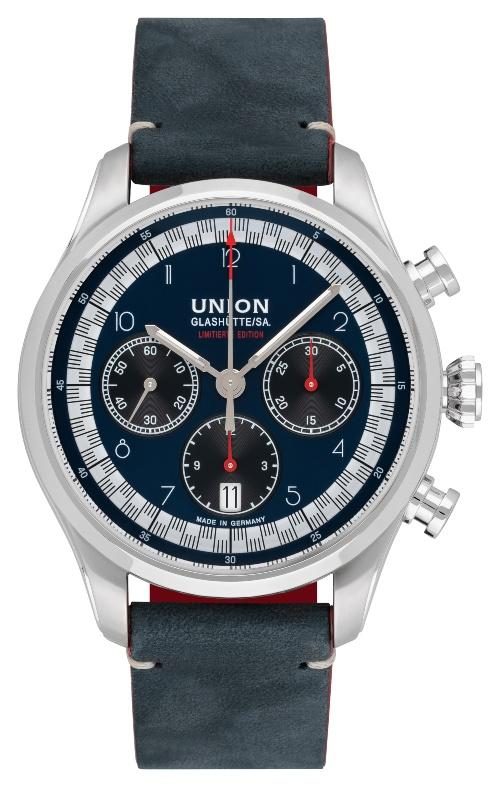 Union Glashütte Belisar Chronograph Sachsen Classic 2021 Limited Edition - Verschiedene Uhrentypen
