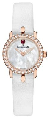Blancpain Ladybird Ultraplate in der Version 0063D 2954 63A