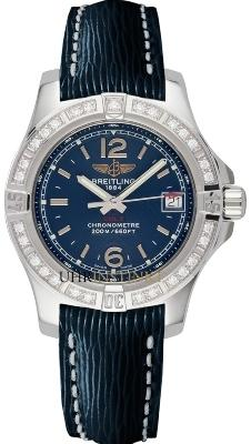 Breitling Colt Lady 33 in der Version A7738853-C908-210X-A14BA-1