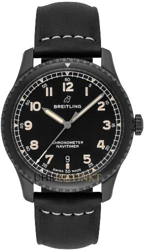 Breitling Navitimer 8 Automatic 41 Black Steel in der Version M17314101B1X1