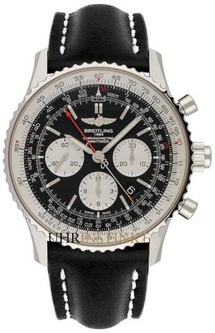 Breitling Navitimer Rattrapante in der Version AB031021-BF77-441X-A20BA-1
