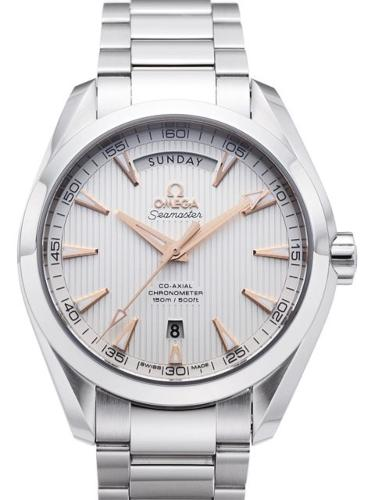 Omega Aqua Terra 150 M Day-Date in der Version 231-10-42-22-02-001