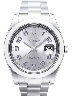 Rolex Oyster Perpetual Datejust II in der Version 116300