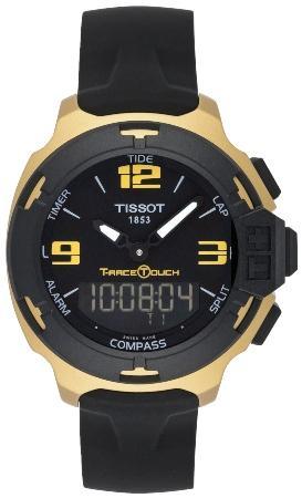 Tissot T-Race Touch Tour de France in der Version T081-420-97-057-07