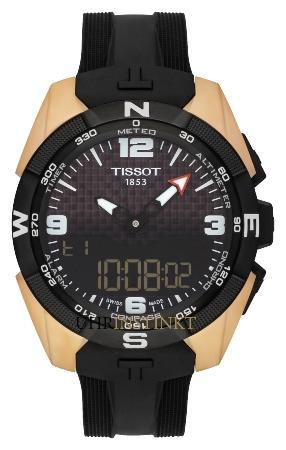 Tissot T-Touch Expert Solar Tour de France 2019 Special Edition in der Version T091-420-47-207-04