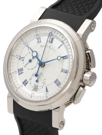 Breguet Marine Chronograph in der Version 5827BB-12-5ZU