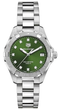 TAG Heuer Aquaracer Quarz 32mm in der Version WBD1316-BA0740