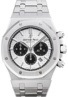 Audemars Piguet Royal Oak Chronograph 41mm mit der Referenz 26331ST-OO-1220ST-03
