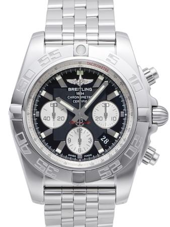 Breitling Chronomat 44 in der Version AB0110121B1A1 in Stahl