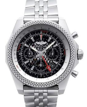 Breitling for Bentley B04 GMT in der Version AB043112-BC69-990A