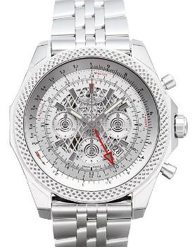 Breitling for Bentley B04 GMT in der Version AB043112-G774-990A