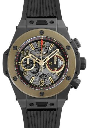 Hublot Big Bang Unico Ceramic Magic Gold 45mm in der Version 411-CM-1138-RX aus Keramik und Magic Gold