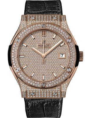 Hublot Classic Fusion Automatic 45mm in der Version 511-OX-9010-LR-1704