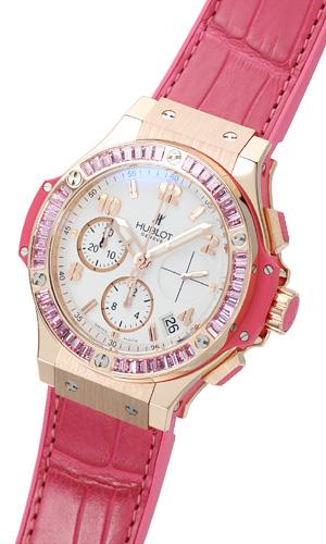 Hublot Tutti Frutti Rose in der Version 341-PP-2010-LR-1933